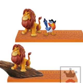 正版景品模型_獅子王