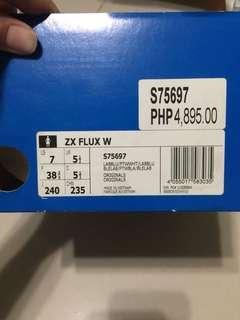 Brand New Adidas ZX FLUX W