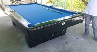 Recondition Standard billiard table