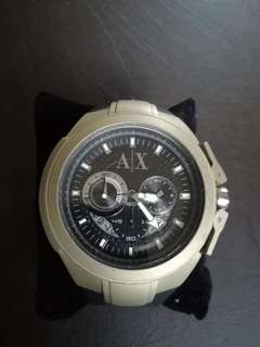 Armani Exchange Men's Chronograph Dress Watch