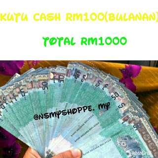 KUTU BULANAN RM100
