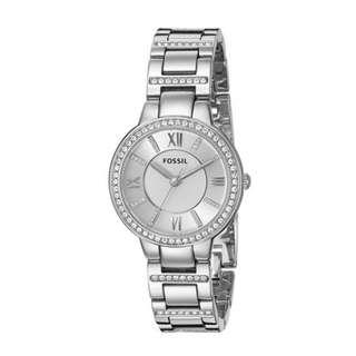 深水步有門市 全新 Fosil Watch 正貨跟完裝盒 ES3282