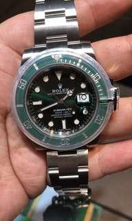 全新Rolex 116610lv