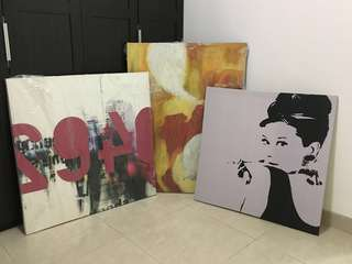 Picture Frame Combo (3 pcs)