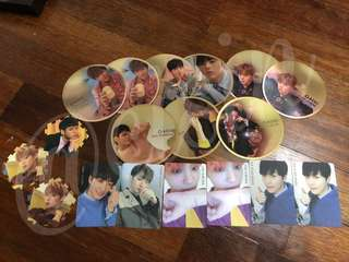 [WTT/WTS] WANNA ONE I PROMISE YOU DAY AND NIGHT VER
