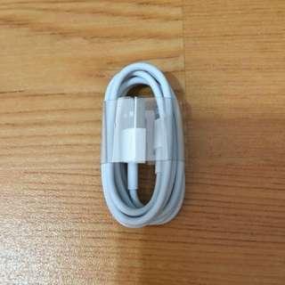 Iphone 充電線全新