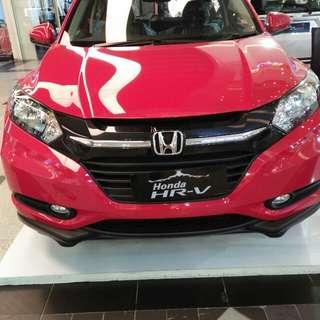 Honda HR-V 1.5 S CVT Bisa Cicilan Kredit