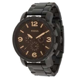 深水步有門市 全新 Fosil Watch 正貨跟完裝盒 JR1356