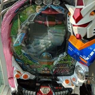 Pachinko 柏青哥 Gundam Red Fever 彈珠機