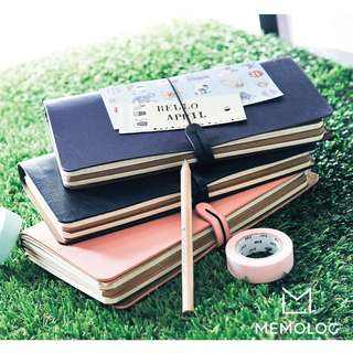 Standard Size PU Leather Traveler's Notebook Diary Planner