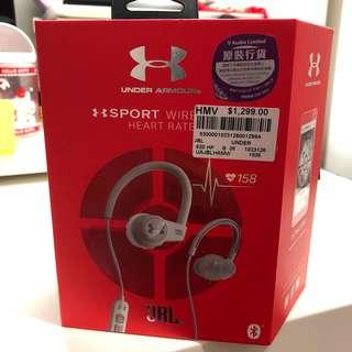 Under Armour sport wireless 藍芽無線耳機