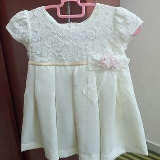 Dress - Off White