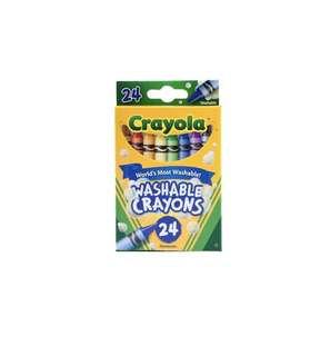 BNIB Crayola Washable Crayons