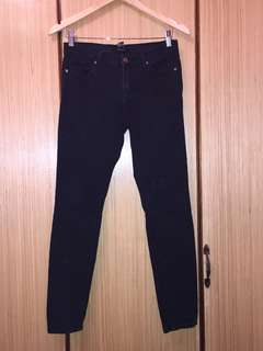Forever 21 Womens Jeans Denim Pants Size 28 (W14.5 x L36 inches when laid flat)