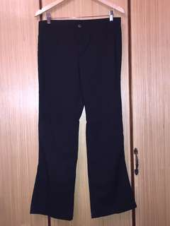 HerBench Womens Service Slacks Pants Size 32 (W16.5 x L39 inches when laid flat)
