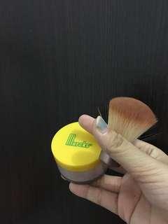 Marcks powder + brush