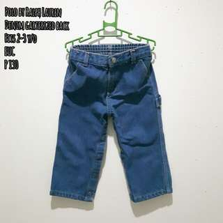 Toddler Boy Pants 1-2, 2-3