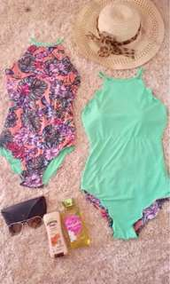 🎀 Reversible Onepiece Swimsuit 🎀