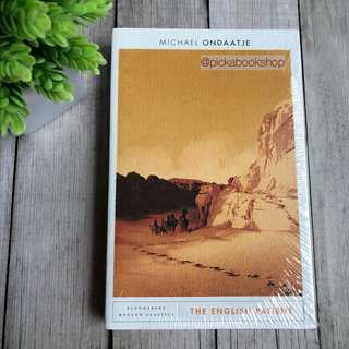 The English Patient : Bloomsbury Modern Classics - Michael Ondaatje