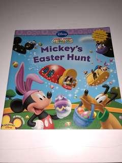 Disney Mickey's Easter Hunt, Children Story Book