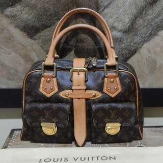 SALE!!! LOUIS VUITTON mono manhattan GM bag