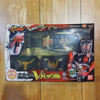 Kamen Masked Rider Ryuki DX Driver (rare)