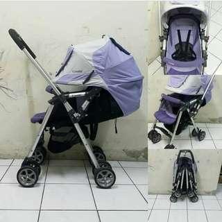 Combi Spazio Stroller