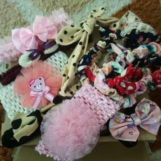 Babies headband / head accessories