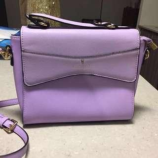 Kate spade lilac bag
