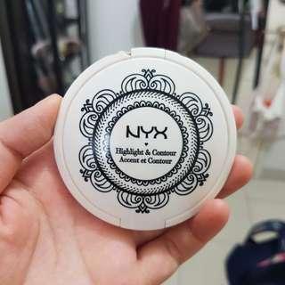 NYX contour & highlight - HCP 01