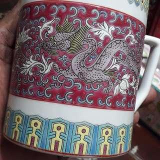 vintage mug 1900s