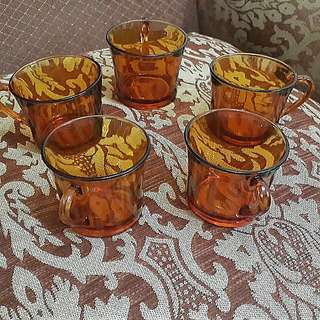 Coffee or Tea Glass Bundle