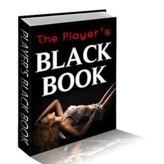 The Player's Black Book (82 Page Mega Full Colored eBook)