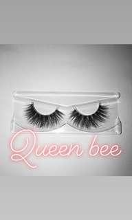 %100 Mink Lashes -Queen Bee🐝
