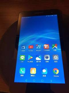 Huawei T2 7.0一月購買很新少用