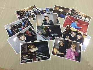 Exo BWCW Official Photo Set