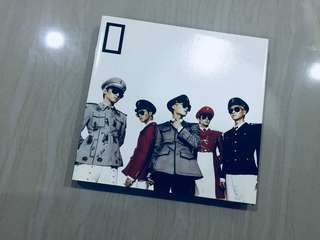 Shinee Everybody Album Pre-Love