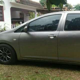 Toyota Wish Automatic     - SG-