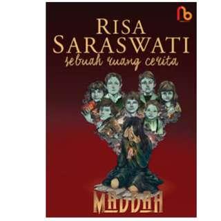 Ebook Maddah - Risa Saraswati