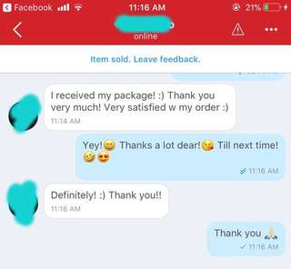THANK YOU DEAR CLIENTS!💕👜😍