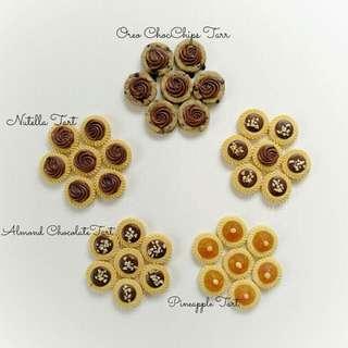 Lebaran Cookies Pre-Order Delicious Premium Tart💦💦 - So Tasty!!!! 💖💖