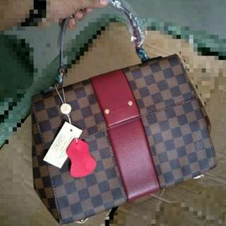 LOUIS.V Ebene Bond Street Women Bag