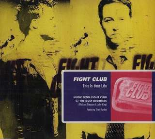 Music From Fight Club by The Dust Brothers (CD Single)