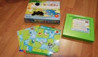 Paradise educational toy / intelligence game