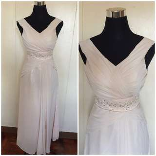 For Rent or For Sale Gown