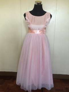 Gown For Rent or For Sale