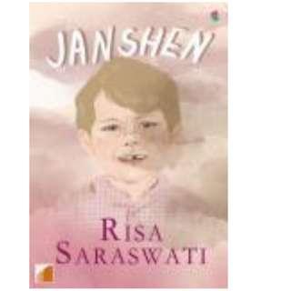 Ebook Janshen - Risa Saraswati