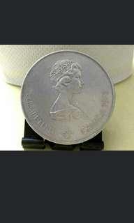Canada Commemorative Silver Coin