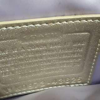 Original Coach sling bag