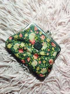 Floral Purse / Wallet